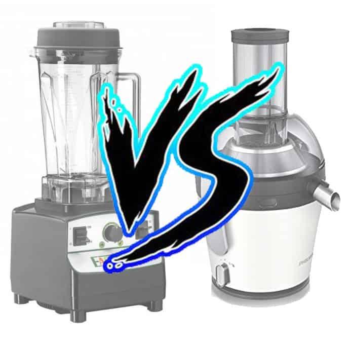 differenza frullatore o centrifuga